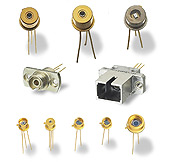 1.25 Gbps Photodiode Amplifier Hybrid